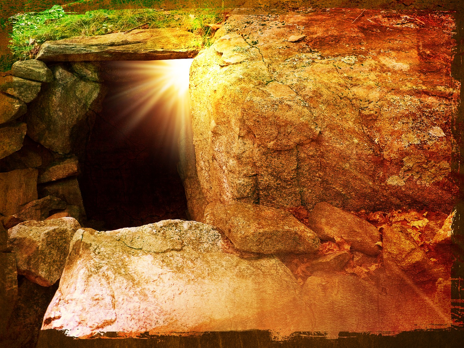 HE IS RISEN, JUST AS HE SAID! Easter Sunday 2014. - Dee ...