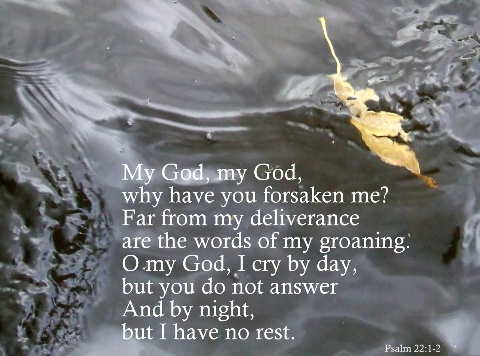 Psalm 22 a